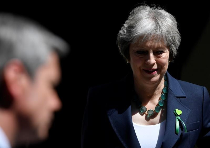 After compromise, May set to avoid defeat in parliament on customs