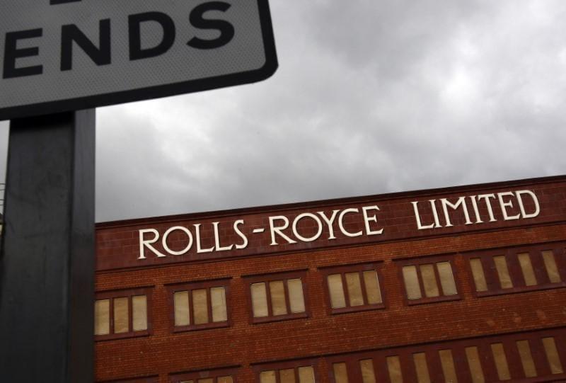 Rolls-Royce cuts 4,600 jobs at