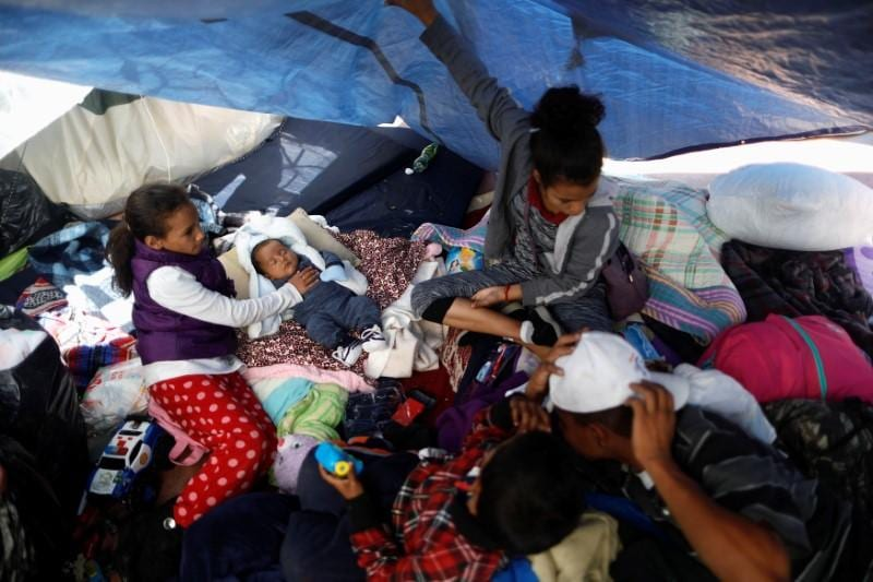 U.S. government says nearly 2,000 child separations at Mexico border in under two months