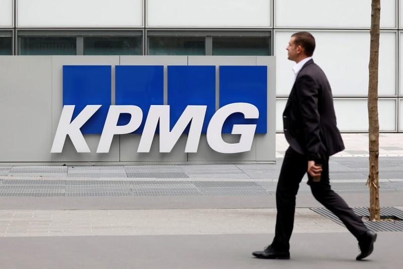 "UK accounting watchdog says KPMG audits show ""unacceptable deterioration"""