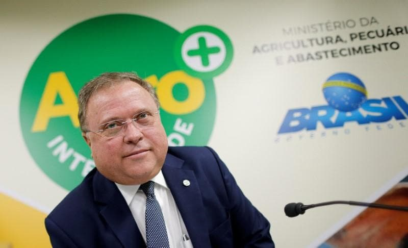 Agriculture Minister Maggi says U.S.-China trade war bad for Brazil