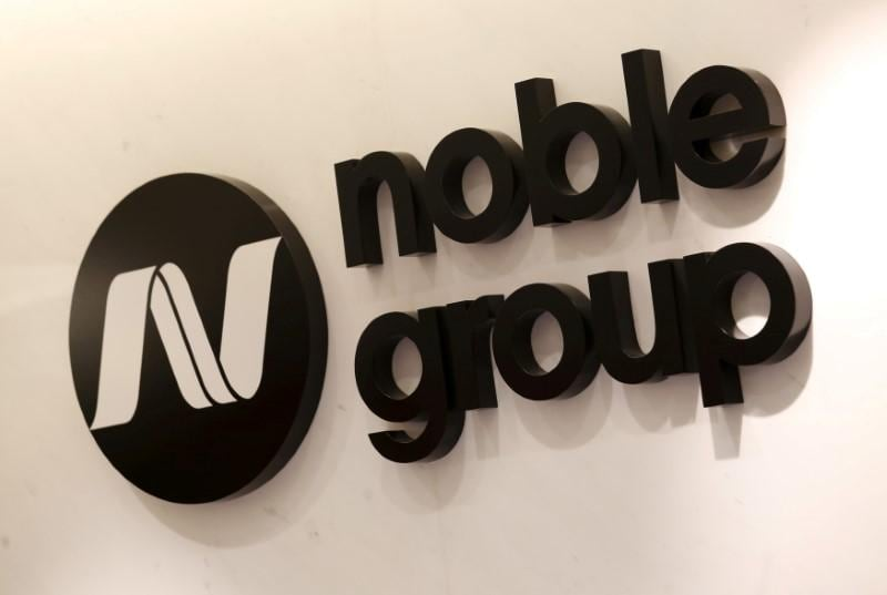 Noble Group says shareholders to receive 20 percent of equity in restructured company