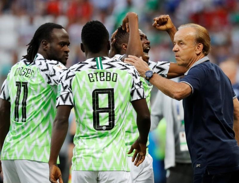 Reluctant tactical switch pays dividends for Nigeria