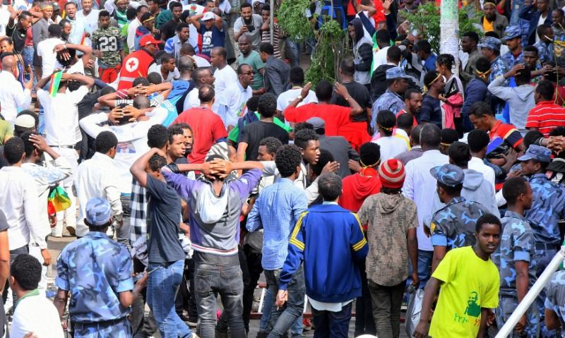 Second person dead, 30 arrested, after Saturday's grenade attack at Ethiopia prime minister's rally