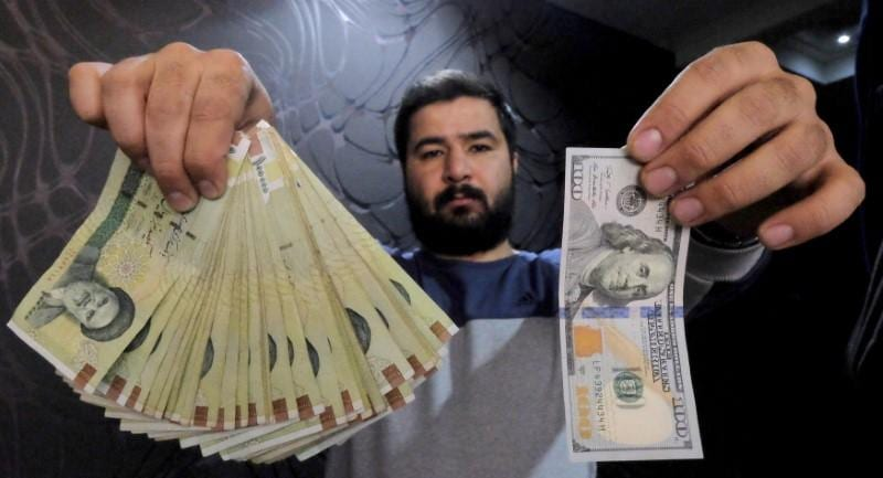 Iran rial plunges to new lows as U.S. sanctions loom