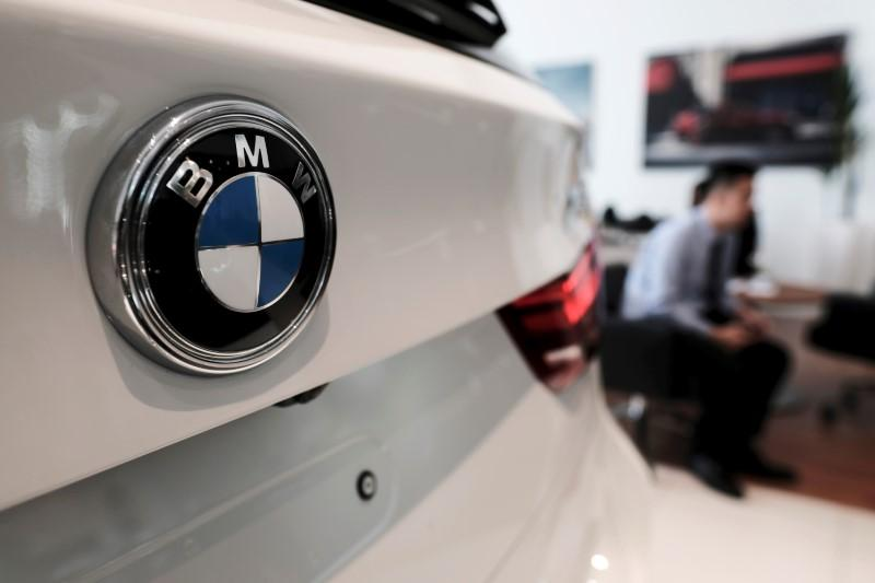 BMW executive says would shut UK plants if Brexit hits supply chain