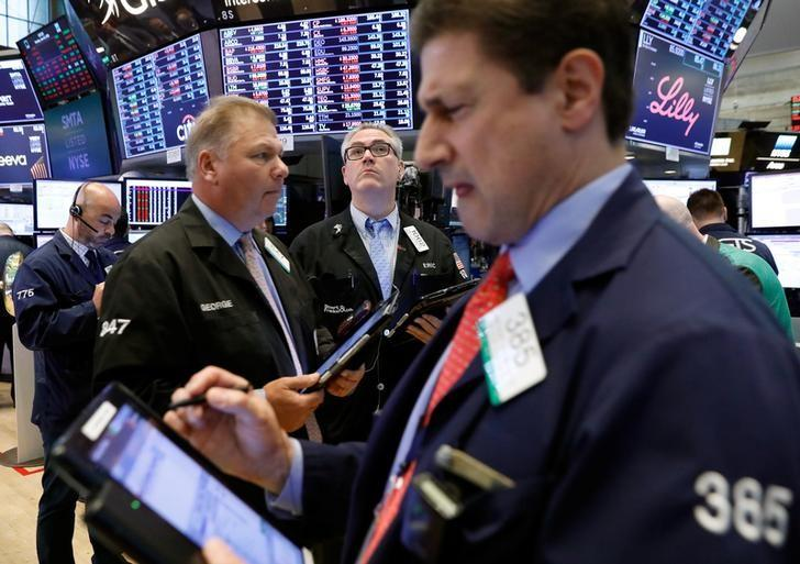 Wall Street rebounds from selloff on trade worries