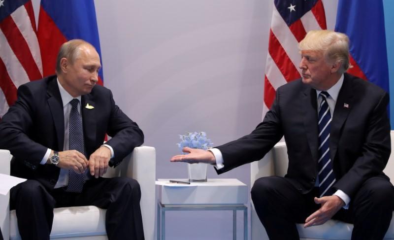 Deal struck for Putin-Trump summit; Helsinki a possible venue