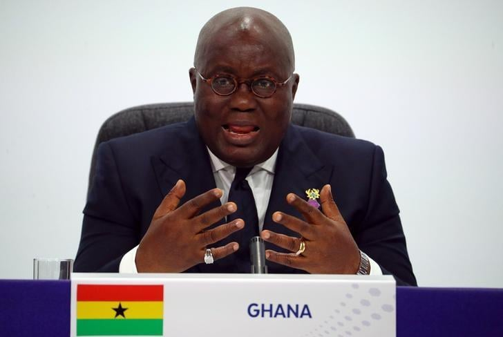 Ghana's president fires electoral commission head, two deputies
