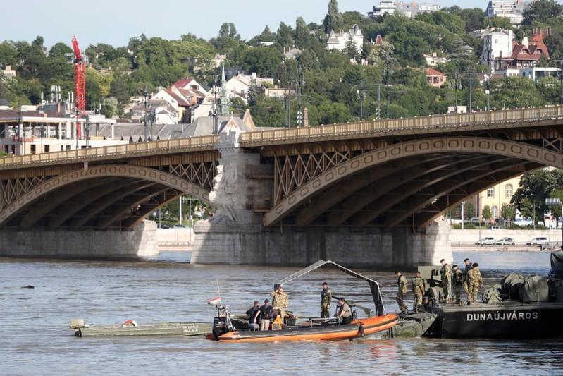 Hungarian police has identified seven South Korean Victims of Budapest boat crash