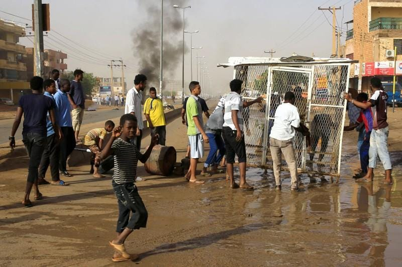Sudanese forces storm protest camp, more than 30 people killed -medics
