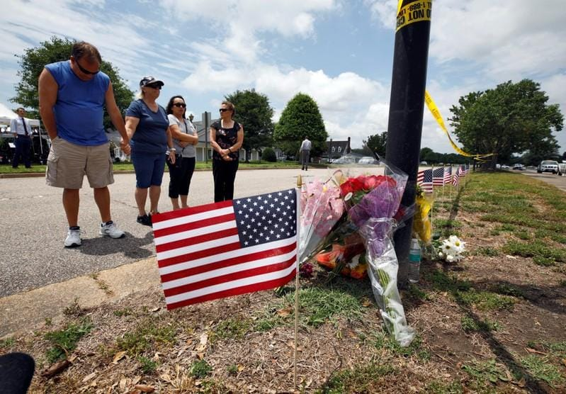 Bagpiper, singer, mother mourned among the dead of Virginia Beach massacre