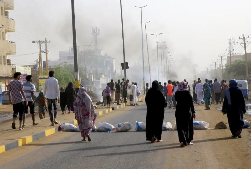 Death toll from Sudan protest camp rises to more than 30: protest-linked doctors association