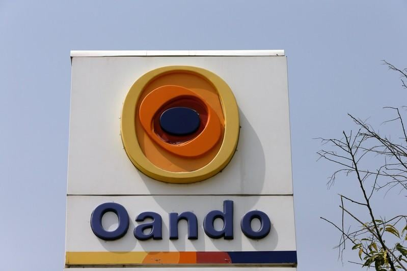 Nigerian court blocks watchdog from replacing boss of oil firm Oando - document