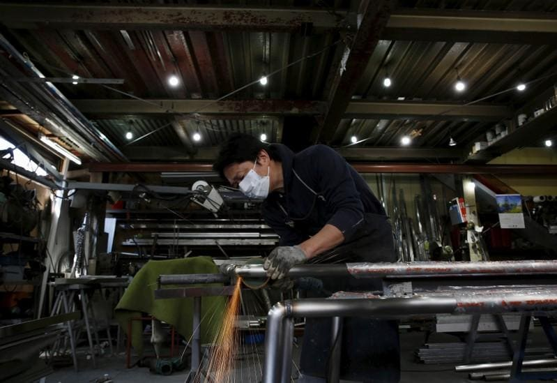 Japan May services PMI shows slight slowdown in expansion