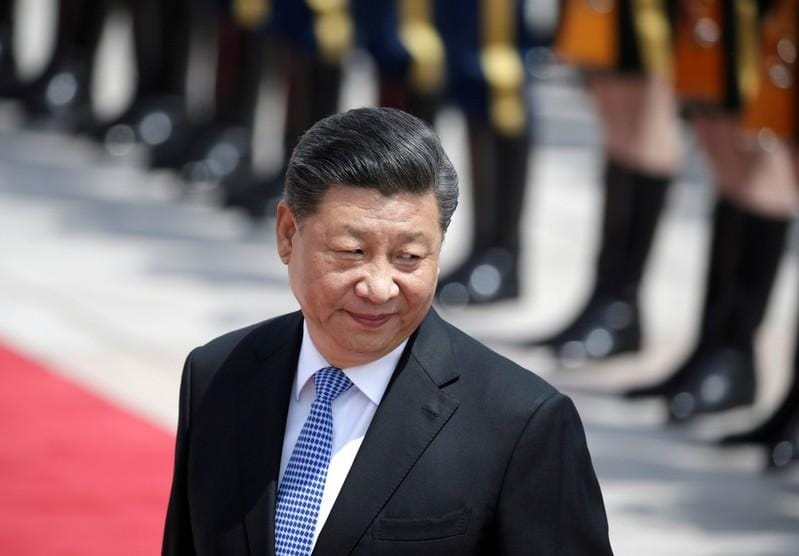 Chinas Xi says Iran tensions worrying, calls for restraint