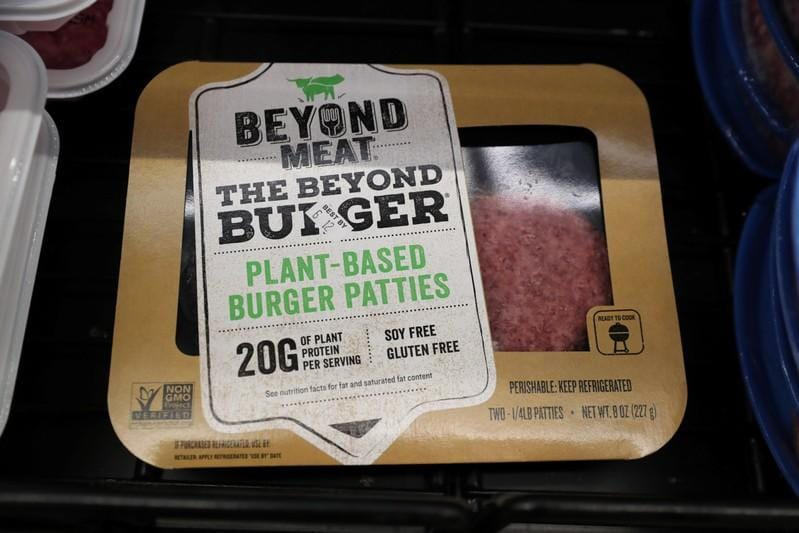 Focus: Beyond Meats home in the meat aisle sparks food fight
