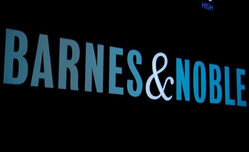 Barnes & Noble sells to hedge fund Elliott for 5.8 million