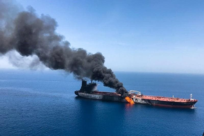 Iran summons UK envoy over unfounded tanker accusations