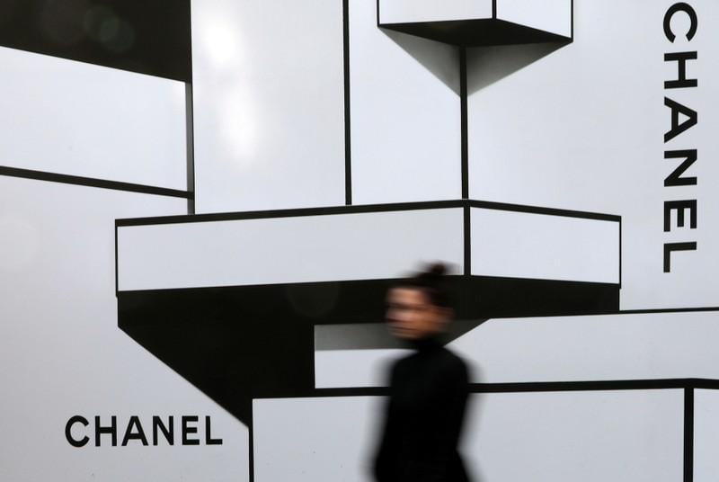 Fashion house Chanel parades its independence as profits rise