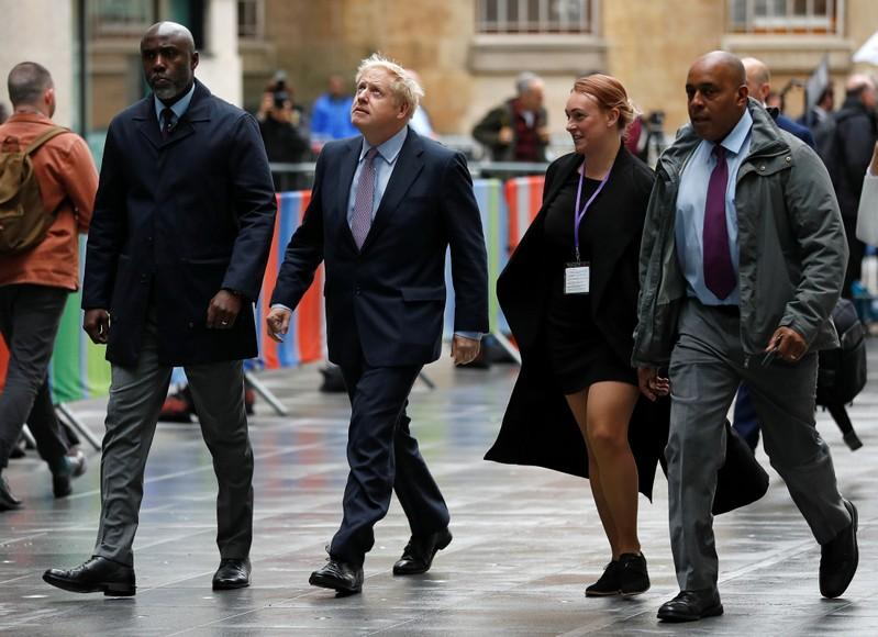 UK PM candidate Johnson Britain must leave EU by Oct 31 or pay the price