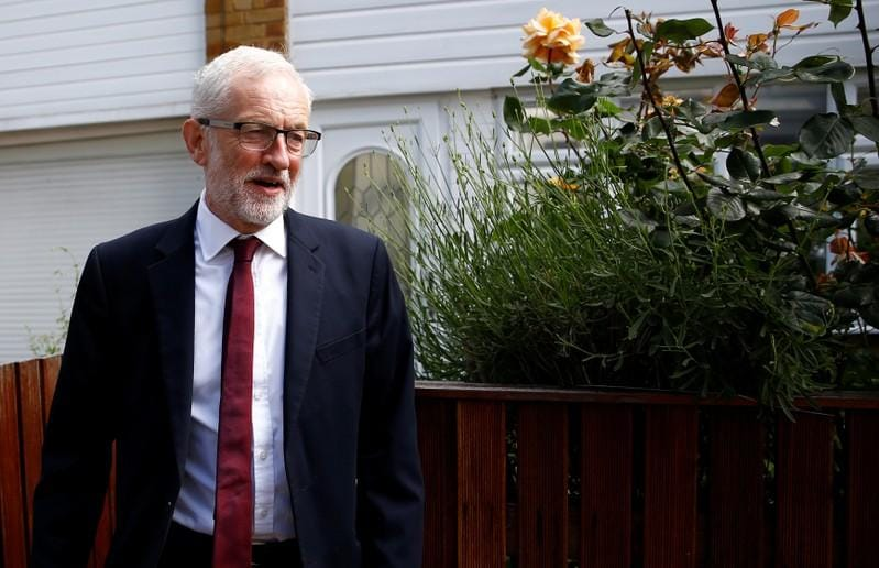 UKs Corbyn to back second Brexit referendum - The Times