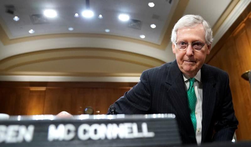 Trump plan to sell arms to Saudis faces Senate vote