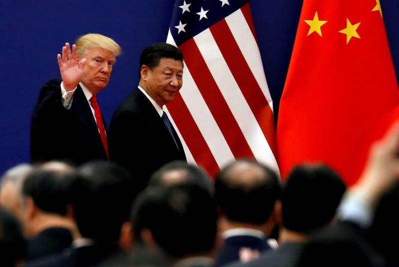 China to stand firm as trade talks with U.S. restart-state media