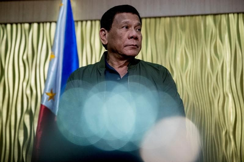 Philippines Duterte accepts Chinas proposal to jointly investigate collision