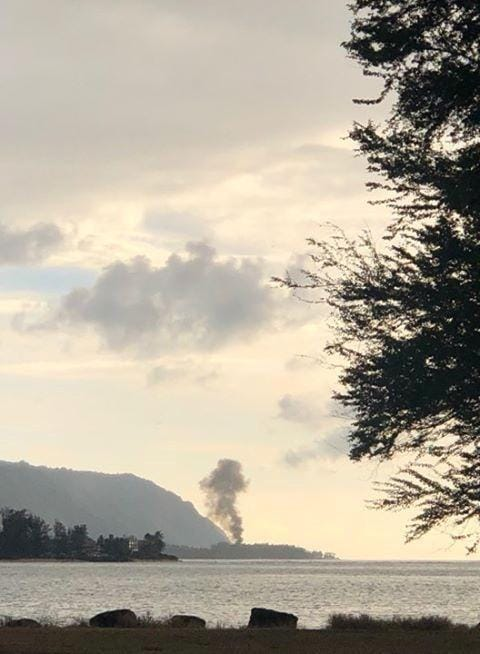 Nine dead as plane crashes in Hawaii, believed during skydiving trip