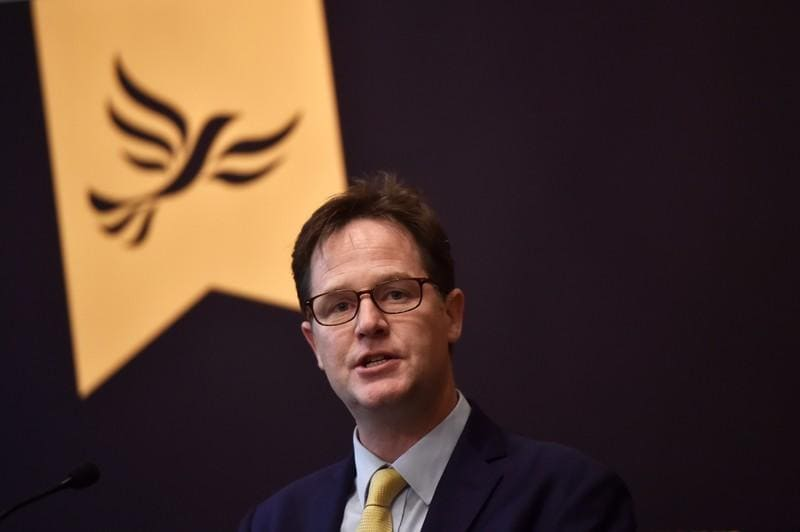 No evidence Russia influenced Brexit via Facebook, says Clegg