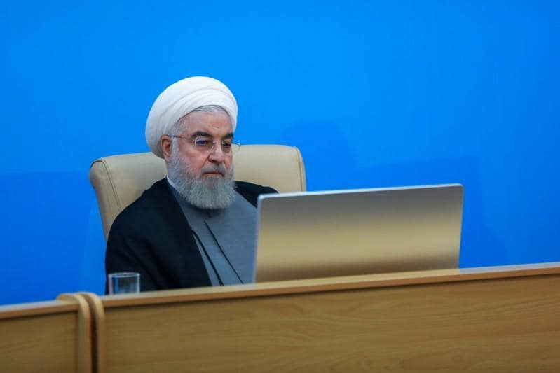 Iran is not looking for war with America - Iran president