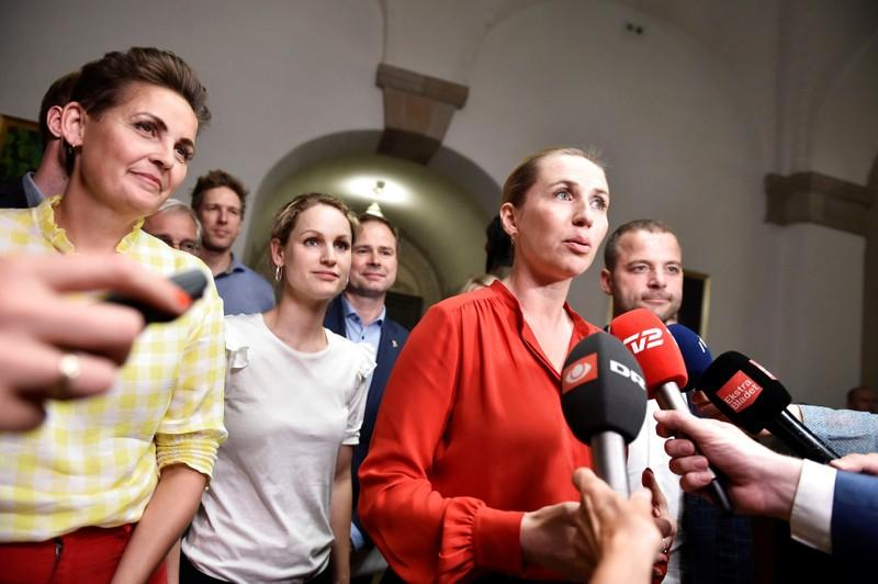Denmark becomes third Nordic country to form leftist government this year