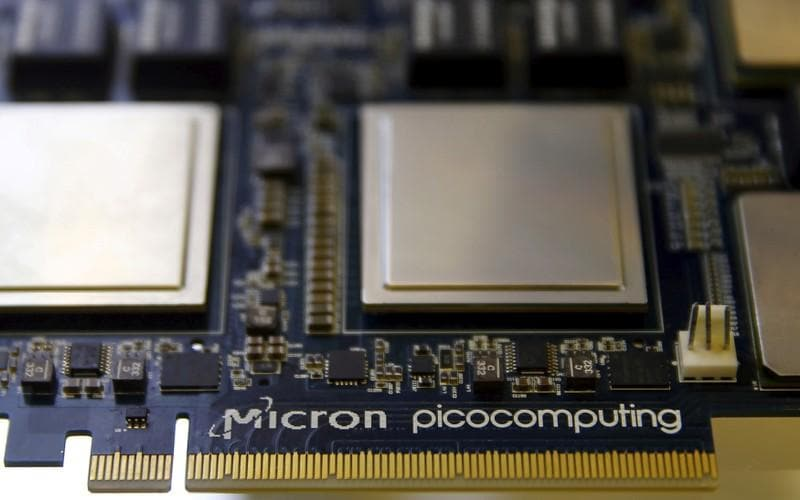 Global chipmakers rally on Microns upbeat results, Huawei shipments