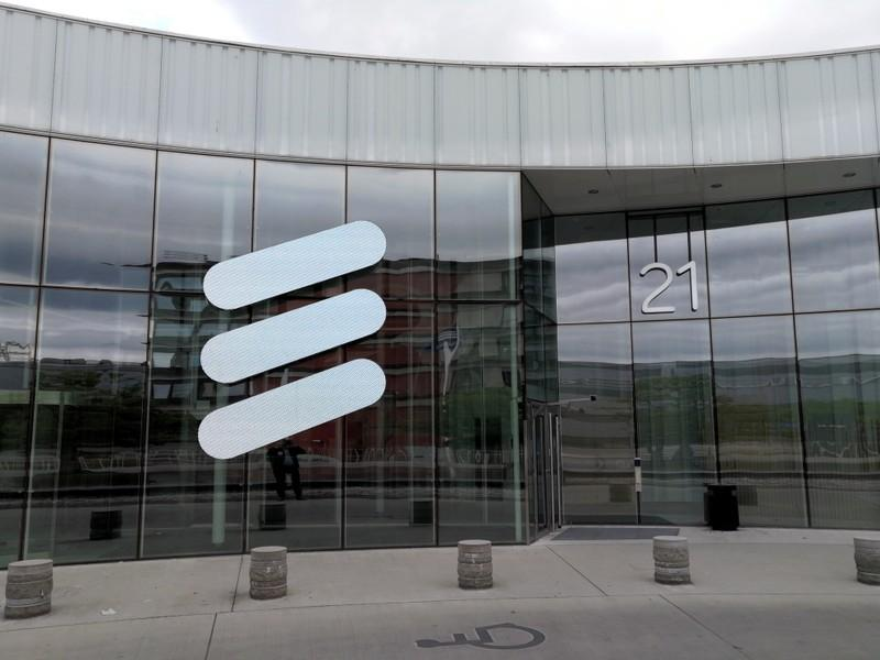 Swedens Ericsson to build factory in U.S. to make 5G radios