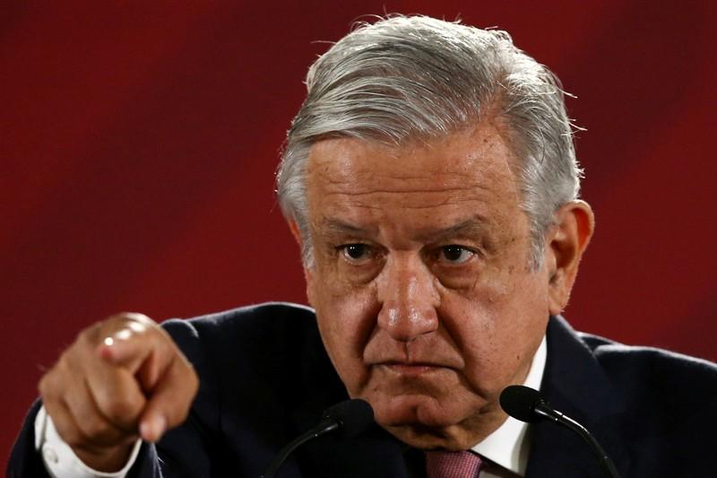 Mexicos president defiant in row with Canada over pipeline contracts