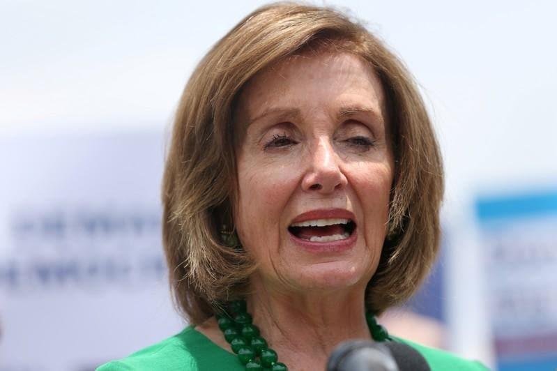 U.S. House to reluctantly back Senate border aid bill - Pelosi