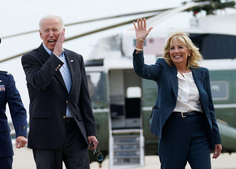Biden arrives in UK for G7 summit, part of 8-day Europe trip-World News ,  Firstpost