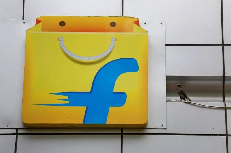 Few Indian shopkeepers turn up for protests against Walmart's Flipkart deal