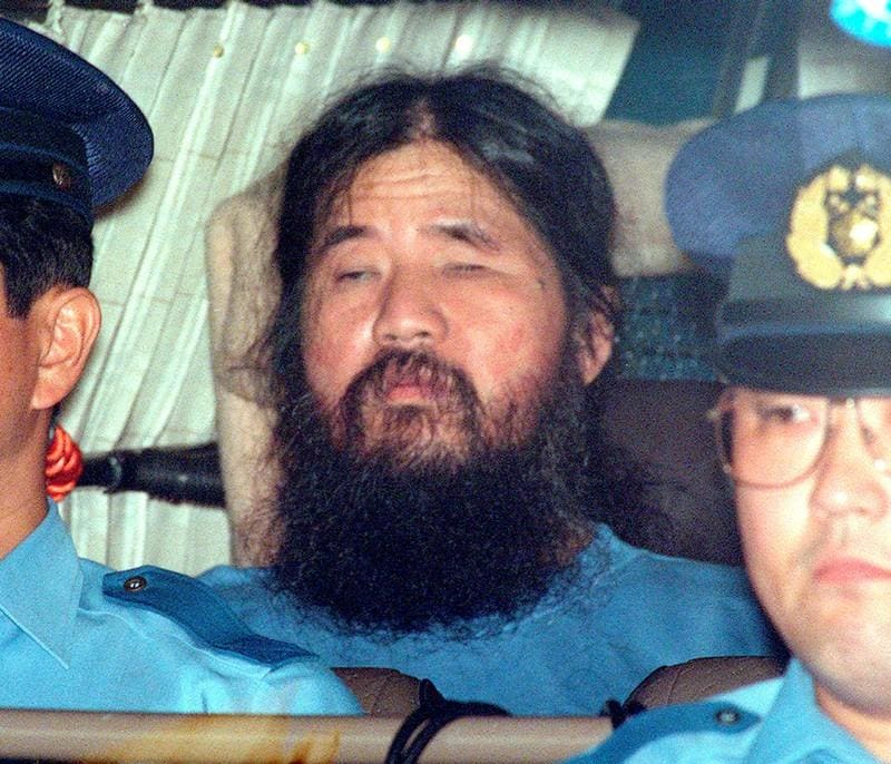 Several ex-members of Japan doomsday cult including leader executed - media