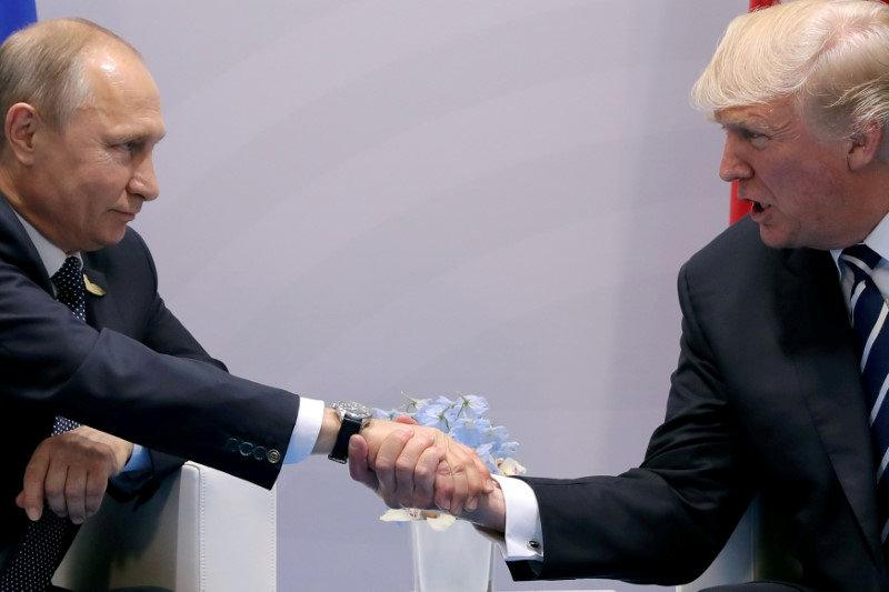 For Putin, Helsinki talks with Trump a win before he even sits down