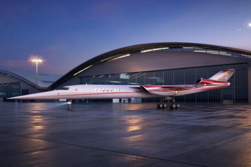 Exclusive- U.S. and Europe clash over global supersonic jet noise standards