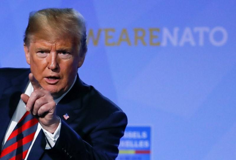 Trump hails progress after receiving note from North Koreas Kim