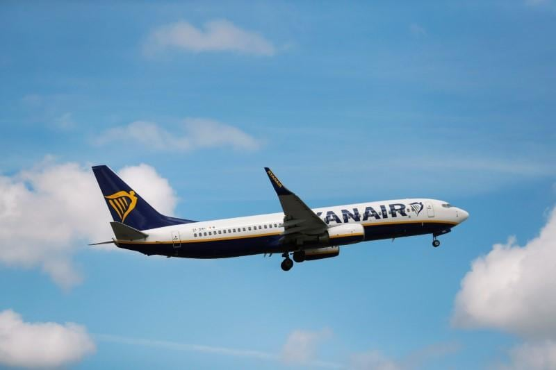 EU unconditionally approves Ryanair purchase of LaudaMotion