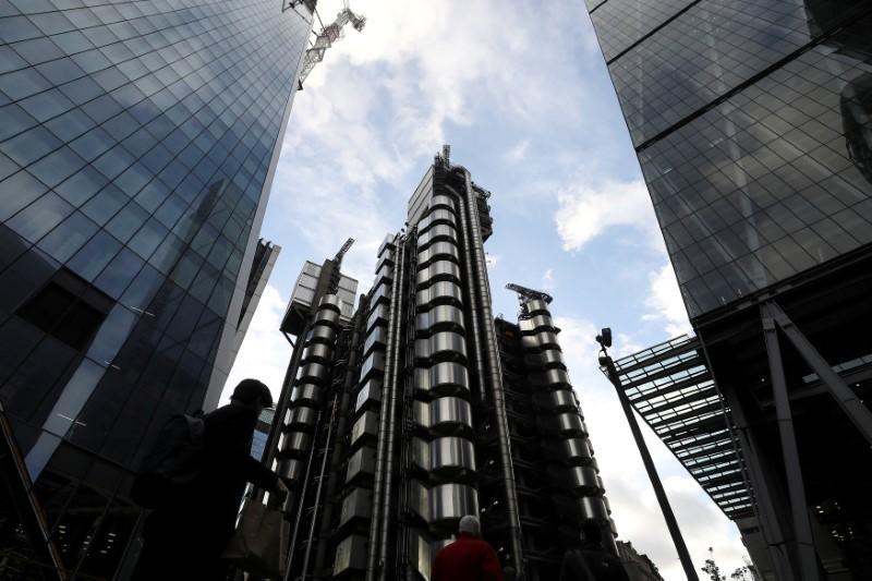 U.S. sanctions seen barring IT platform of insurer Lloyd's for Iran trade