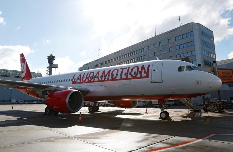 Lufthansa, Ryanair row over planes for Austrian carrier Laudamotion