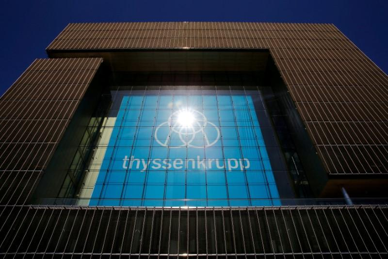 Thyssenkrupp searches for new chairman as activists circle
