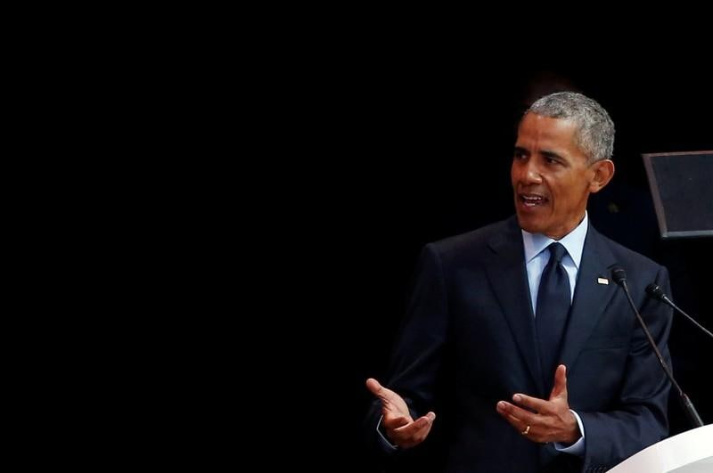 Obama says world should resist cynicism over rise of strongmen