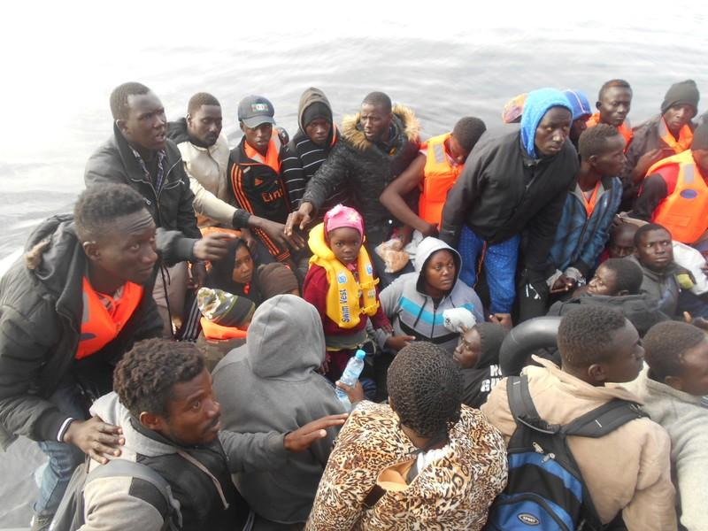 Two migrants die on boat left adrift by Libya coast guard  charity