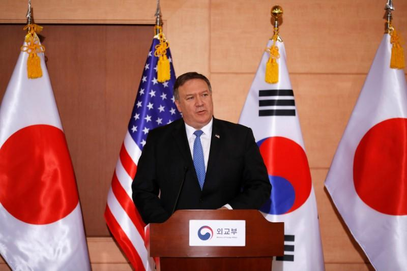 Pompeo says North Korea deal 'may take some time,' sanctions to remain